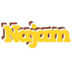 Najam hotcup logo