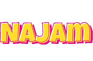 Najam kaboom logo
