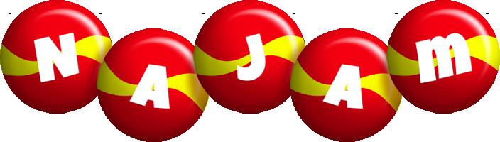 Najam spain logo