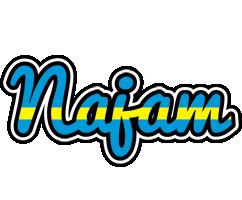 Najam sweden logo