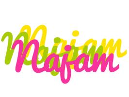 Najam sweets logo