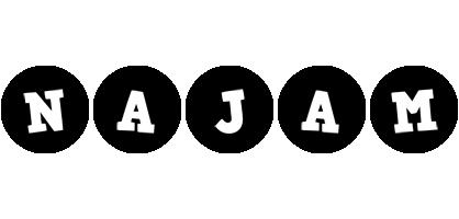 Najam tools logo