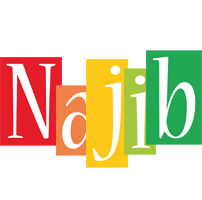Najib colors logo