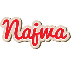 Najwa chocolate logo