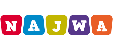 Najwa daycare logo