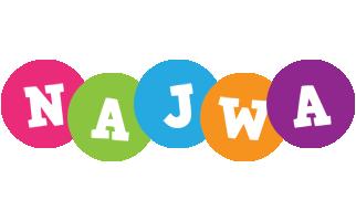 Najwa friends logo