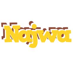Najwa hotcup logo