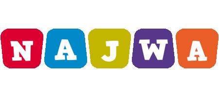 Najwa kiddo logo