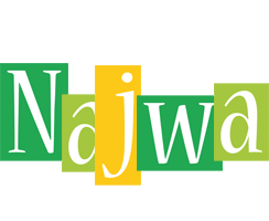Najwa lemonade logo