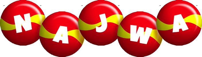 Najwa spain logo
