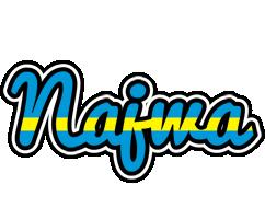 Najwa sweden logo