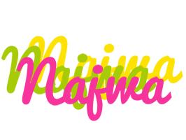 Najwa sweets logo