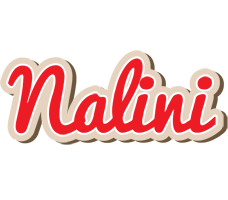 Nalini chocolate logo
