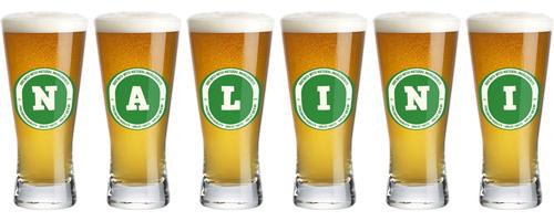 Nalini lager logo