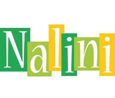 Nalini lemonade logo