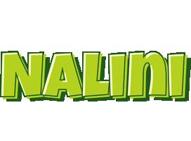Nalini summer logo