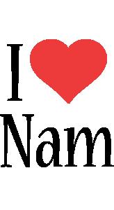 nam logo name logo generator i love love heart boots friday
