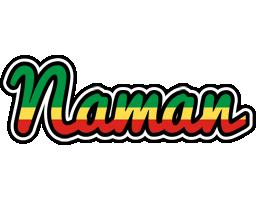 Naman african logo
