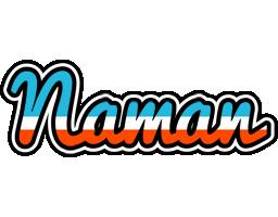Naman america logo
