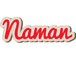 Naman chocolate logo