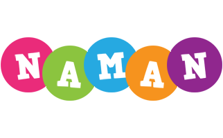 Naman friends logo