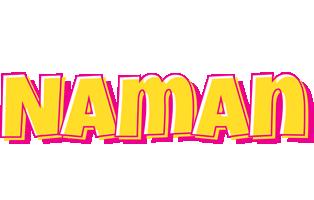 Naman kaboom logo