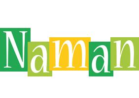 Naman lemonade logo