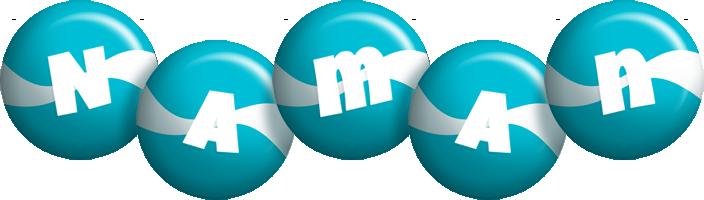 Naman messi logo