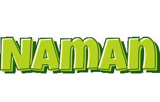 Naman summer logo