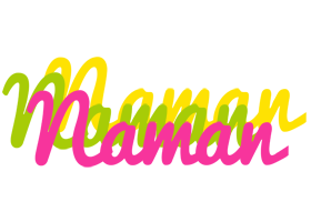 Naman sweets logo