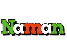 Naman venezia logo