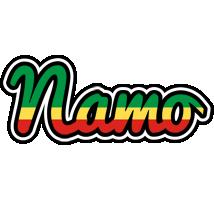 Namo african logo