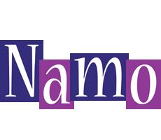 Namo autumn logo