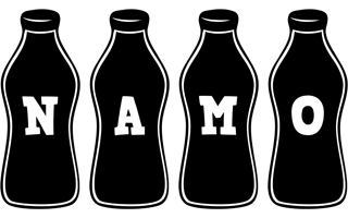 Namo bottle logo