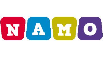 Namo daycare logo