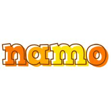 Namo desert logo