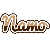 Namo exclusive logo