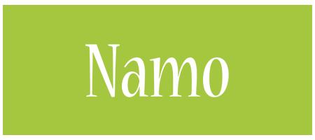 Namo family logo