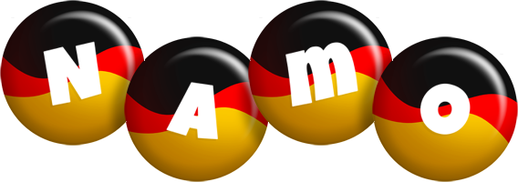 Namo german logo