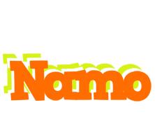 Namo healthy logo