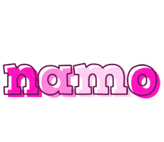 Namo hello logo