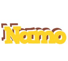 Namo hotcup logo