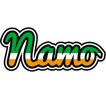 Namo ireland logo