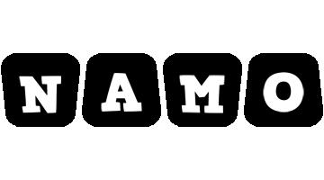 Namo racing logo