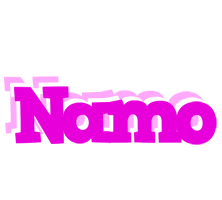Namo rumba logo