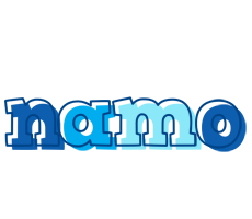Namo sailor logo