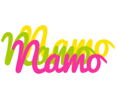 Namo sweets logo