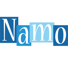 Namo winter logo