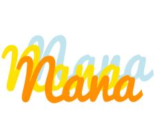 Nana energy logo