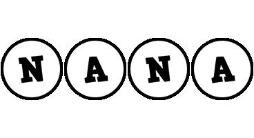 Nana handy logo